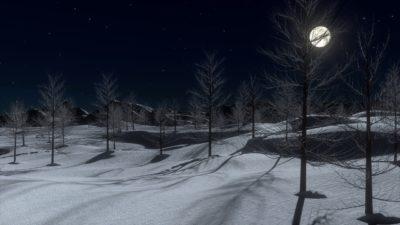 Pleine Lune de décembre