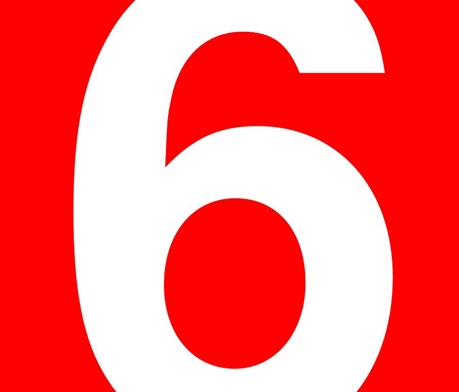 Nombre 6