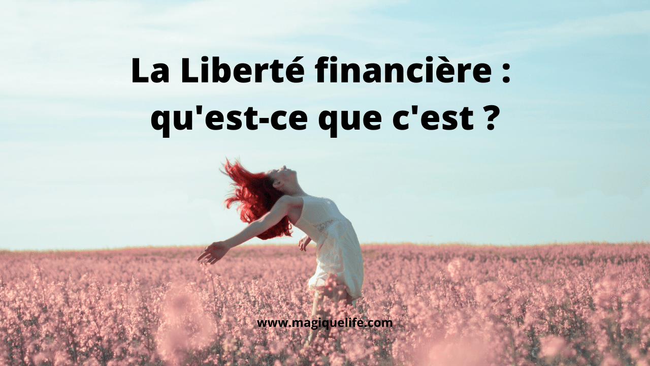 liberté financière