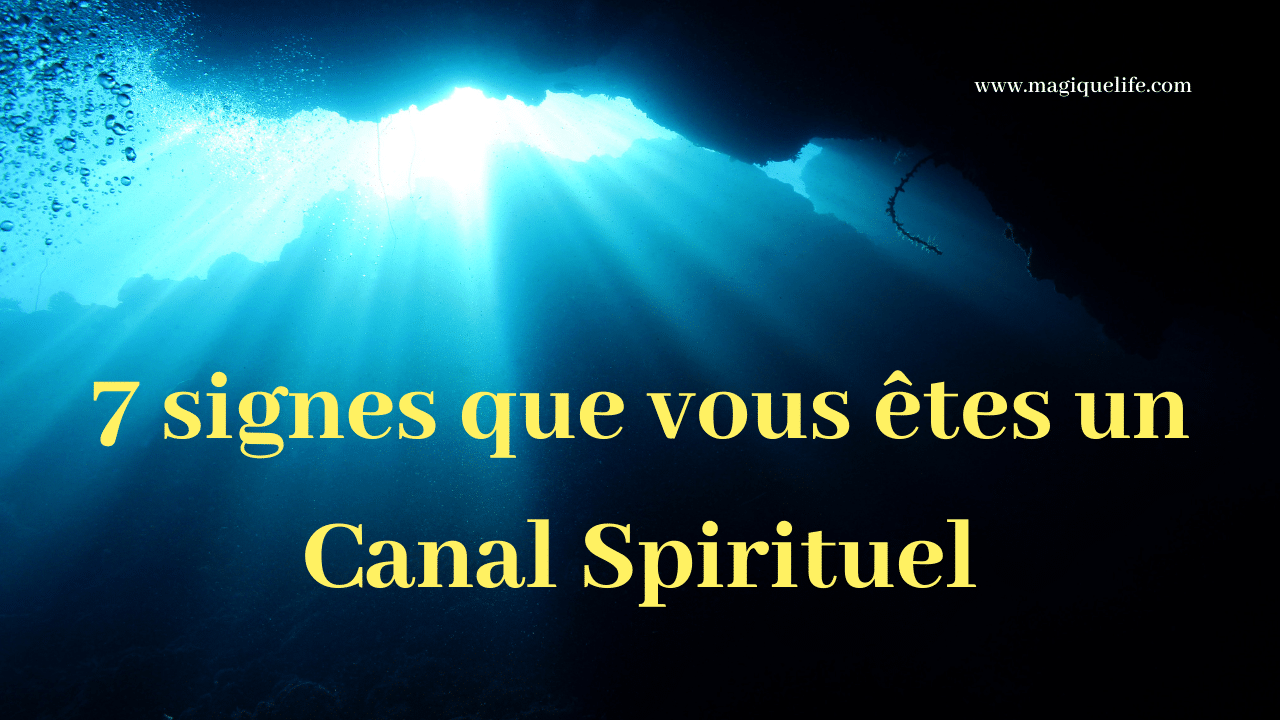 canal spirituel